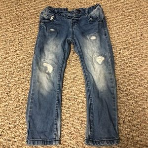 Boys Next Brand distressed jeans